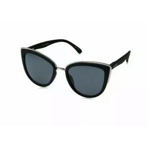 QUAY AUSTRALIA My Girl in Black/Smoke Sunglasses